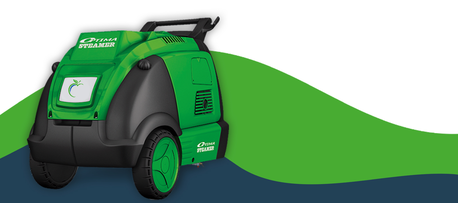 Innen und Außen Reinigung mit Dampftechnik Green Apple Carwash Kapfenberg